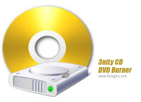 دانلود 3nity CD DVD Burner برای ویندوز