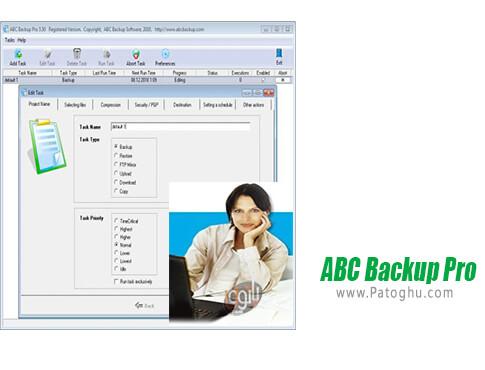 دانلود ABC Backup Pro برای ویندوز