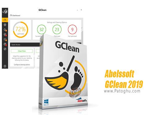 دانلود Abelssoft GClean 2019 برای ویندوز