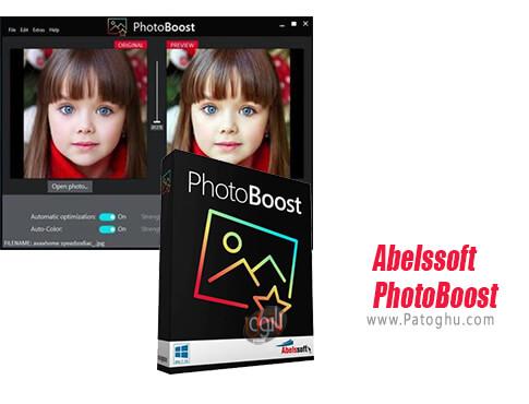 دانلود Abelssoft PhotoBoost برای ویندوز