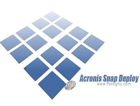 دانلود Acronis Snap Deploy برای ویندوز