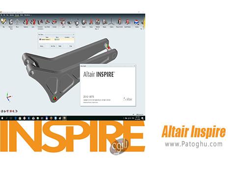 دانلود Altair Inspire برای ویندوز