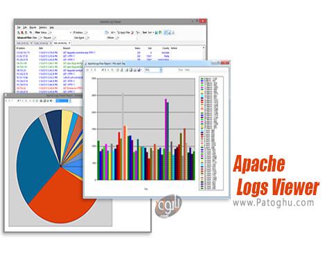 دانلود Apache Logs Viewer برای ویندوز