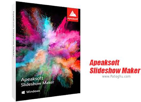 دانلود Apeaksoft Slideshow Maker برای ویندوز