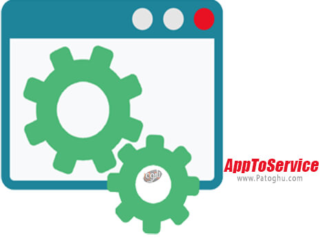 دانلود AppToService برای ویندوز