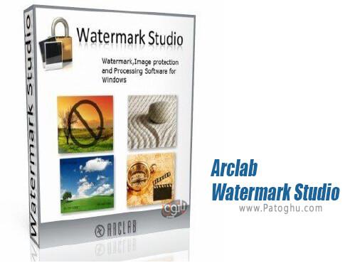 دانلود Arclab Watermark Studio برای ویندوز