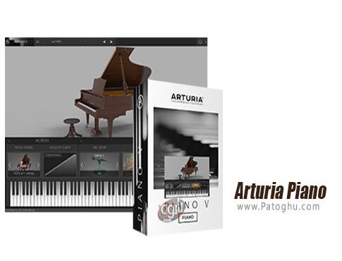 دانلود Arturia Piano برای ویندوز