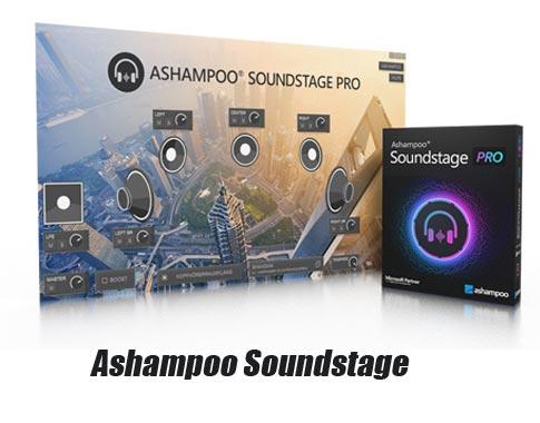 دانلود Ashampoo Soundstage برای ویندوز