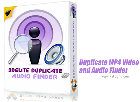 دانلود Duplicate MP4 Video and Audio Finder برای ویندوز