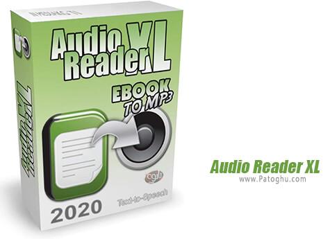 دانلود Audio Reader XL برای ویندوز