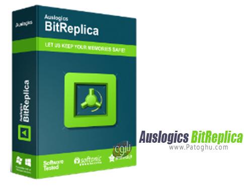 دانلود Auslogics BitReplica برای ویندوز
