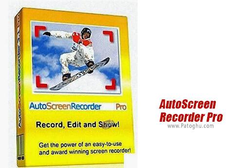 دانلود AutoScreenRecorder برای ویندوز