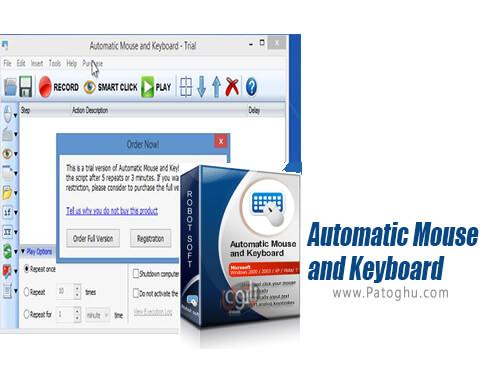 دانلود Automatic Mouse برای ویندوز
