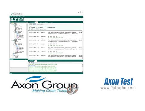 دانلود Axon Test برای ویندوز