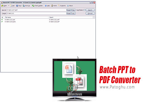 3 Best Free Software to Batch Convert PPT to PDF for …