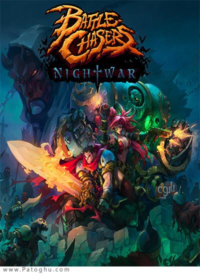 دانلود Battle Chasers Nightwar برای ویندوز
