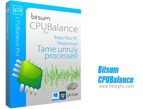 دانلود Bitsum CPUBalance برای ویندوز