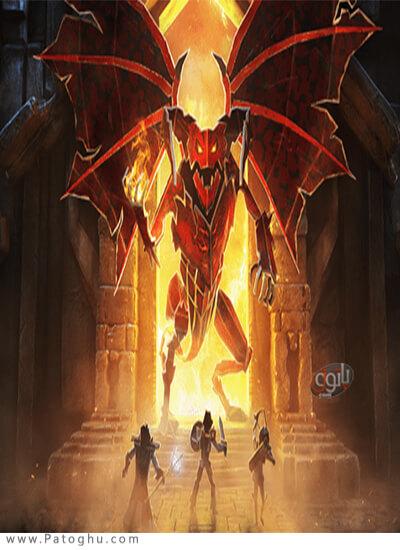 دانلود Book of Demons برای ویندوز