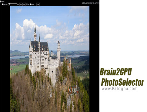 دانلود Brain2CPU PhotoSelector برای ویندوز