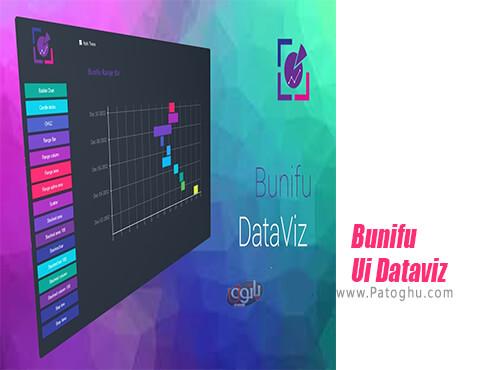 دانلود Bunifu Ui Dataviz برای ویندوز