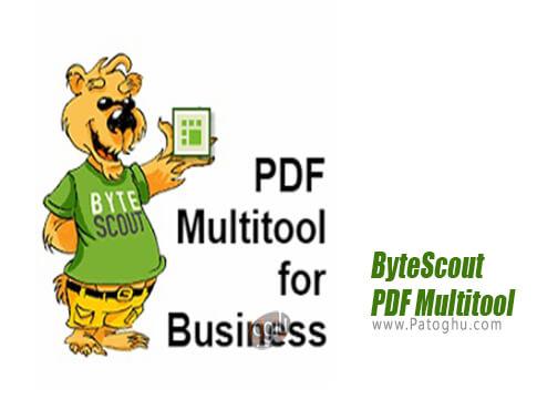دانلود ByteScout PDF Multitool برای ویندوز