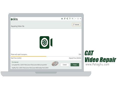 دانلود CAT Video Repair برای ویندوز