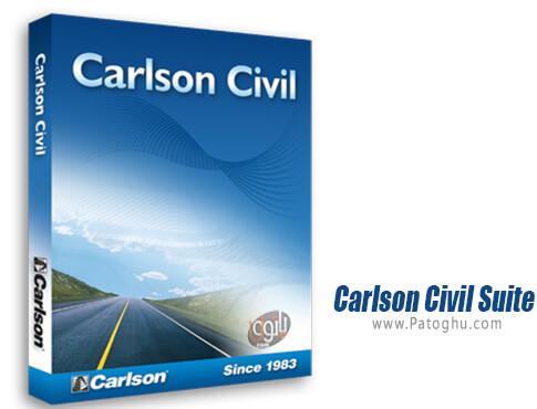 دانلود Carlson Civil Suite برای ویندوز
