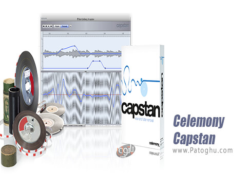 دانلود Celemony Capstan برای ویندوز