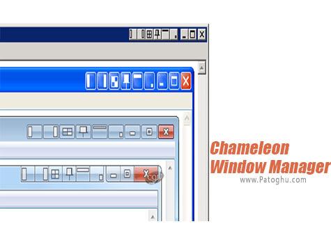 دانلود Chameleon Window Manager برای ویندوز