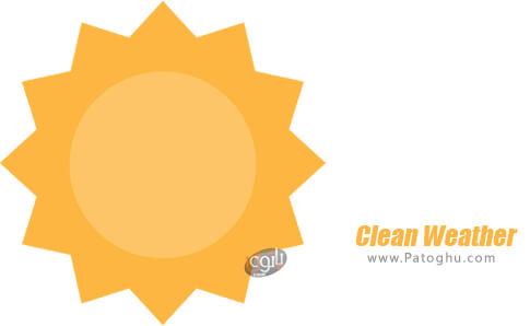 دانلود Clean Weather برای اندروید