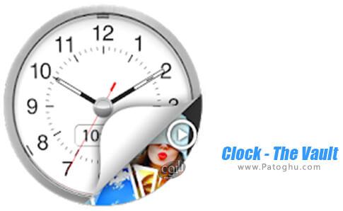 دانلود Clock - The Vault برای اندروید
