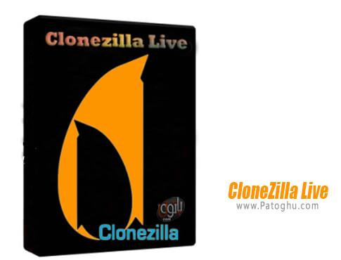 دانلود CloneZilla Live برای ویندوز