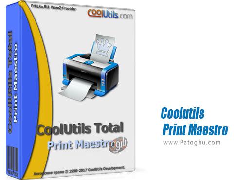 دانلود Coolutils Print Maestro برای ویندوز
