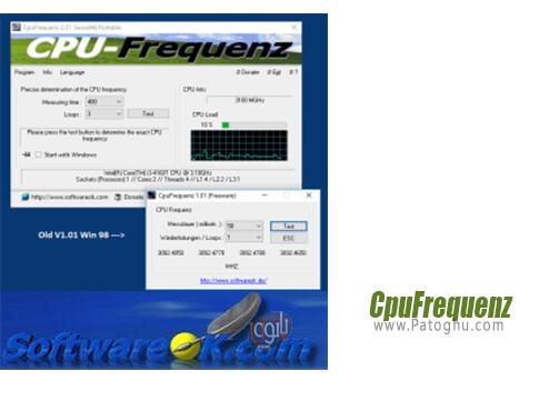 دانلود CpuFrequenz برای ویندوز