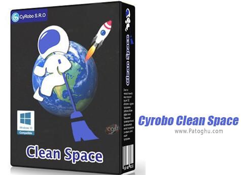 دانلود Cyrobo Clean Space برای ویندوز