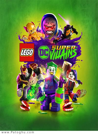 دانلود LEGO DC Super Villains برای ویندوز