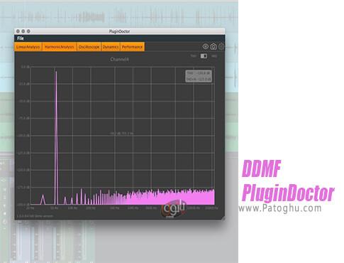 دانلود DDMF PluginDoctor برای ویندوز