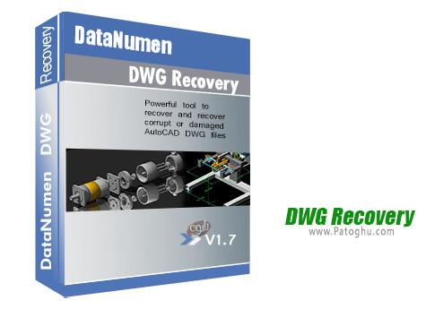 دانلود DWG Recovery برای ویندوز