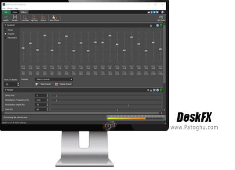 دانلود DeskFX برای ویندوز