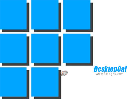 دانلود DesktopCal برای ویندوز