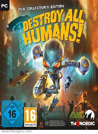 دانلود Destroy All Humans برای ویندوز