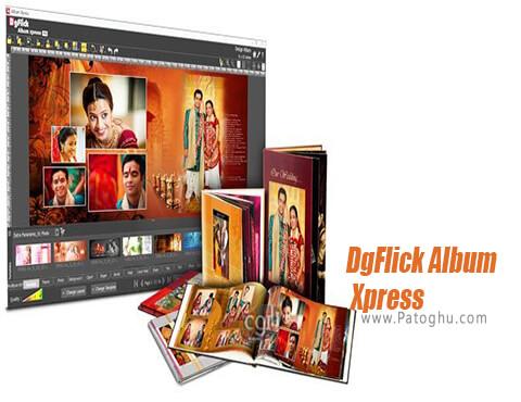 دانلود DgFlick Album Xpress برای ویندوز