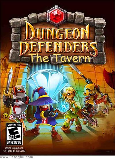 دانلود Dungeon Defenders برای کامپیوتر