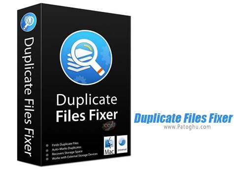 دانلود Duplicate Files Fixer برای ویندوز