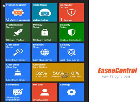 دانلود EaseeControl برای ویندوز