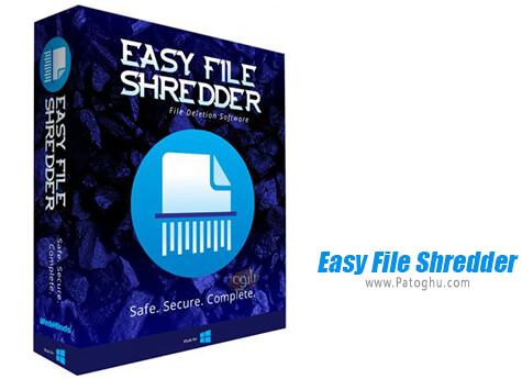 دانلود Easy File Shredder برای ویندوز
