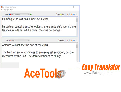 دانلود Easy Translator برای اندروید