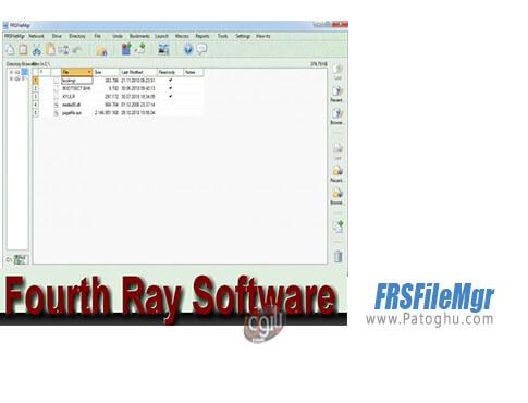 دانلود FRSFileMgr برای ویندوز