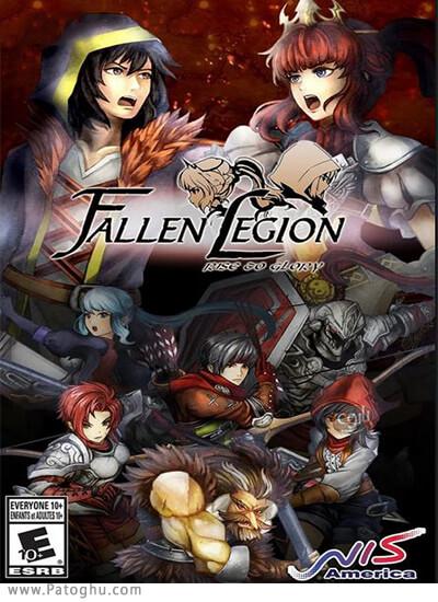 دانلود Fallen Legion Rise to Glory برای ویندوز