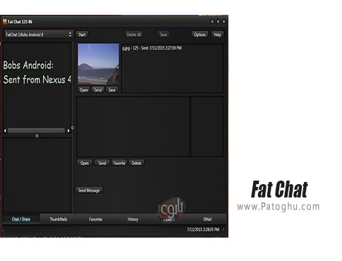 دانلود Fat Chat برای ویندوز